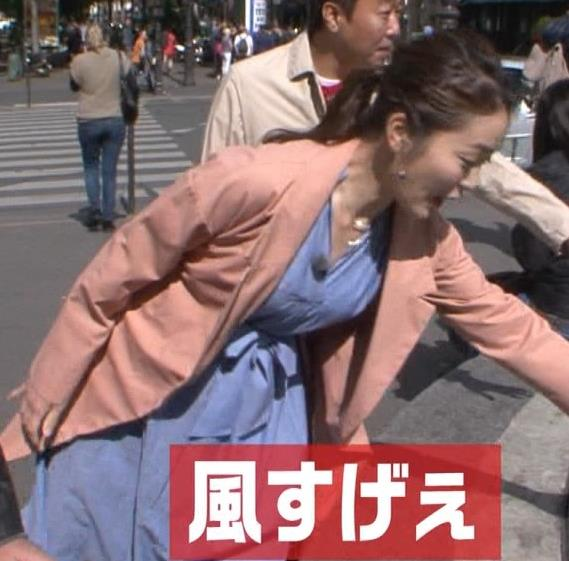 福田典子 パンチラ画像2