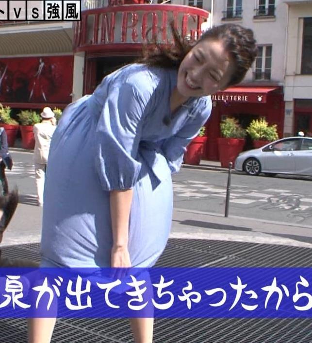 福田典子 パンチラ画像6