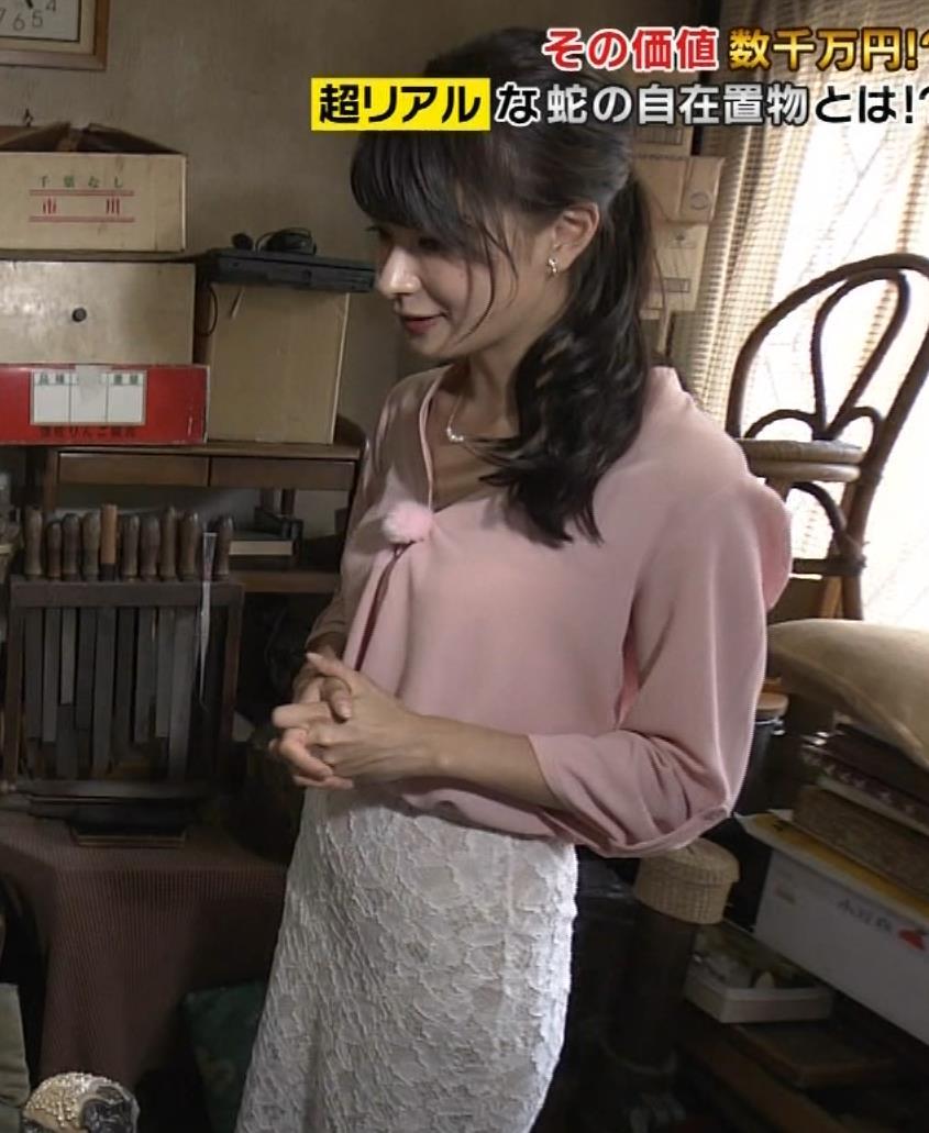 八田亜矢子 横乳画像12