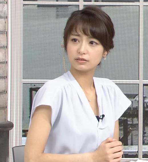 宇垣美里 胸元画像2