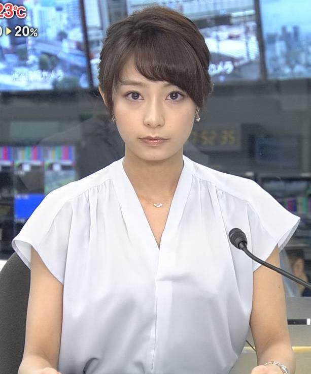 宇垣美里 胸元画像5