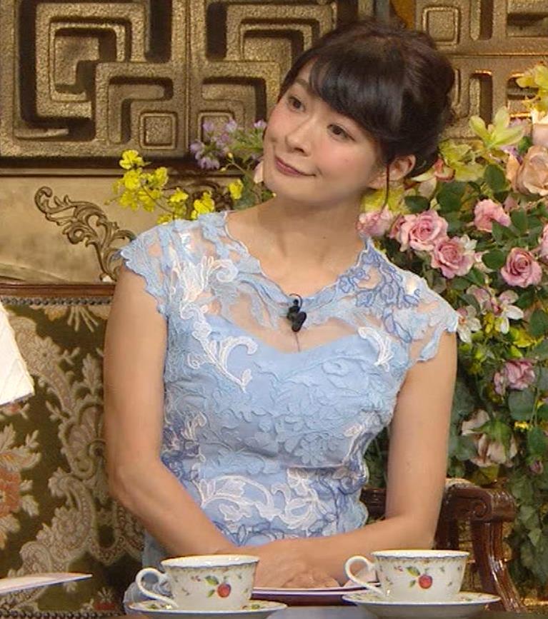 八田亜矢子 太もも画像3