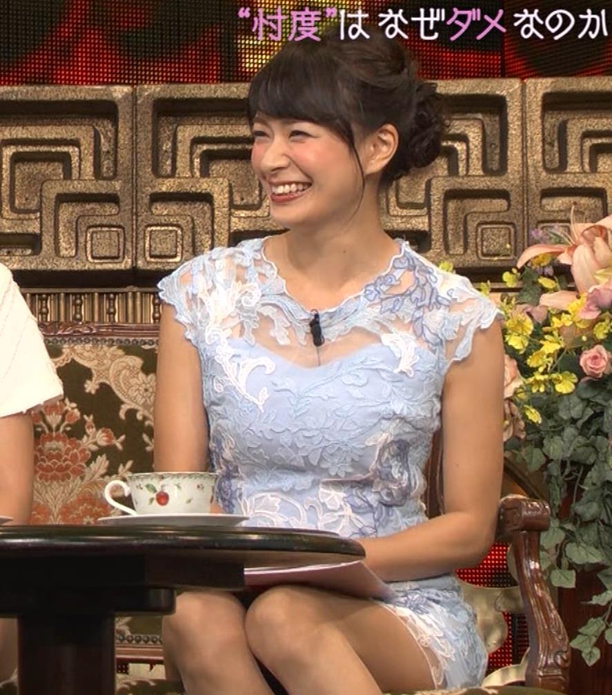 八田亜矢子 太もも画像4