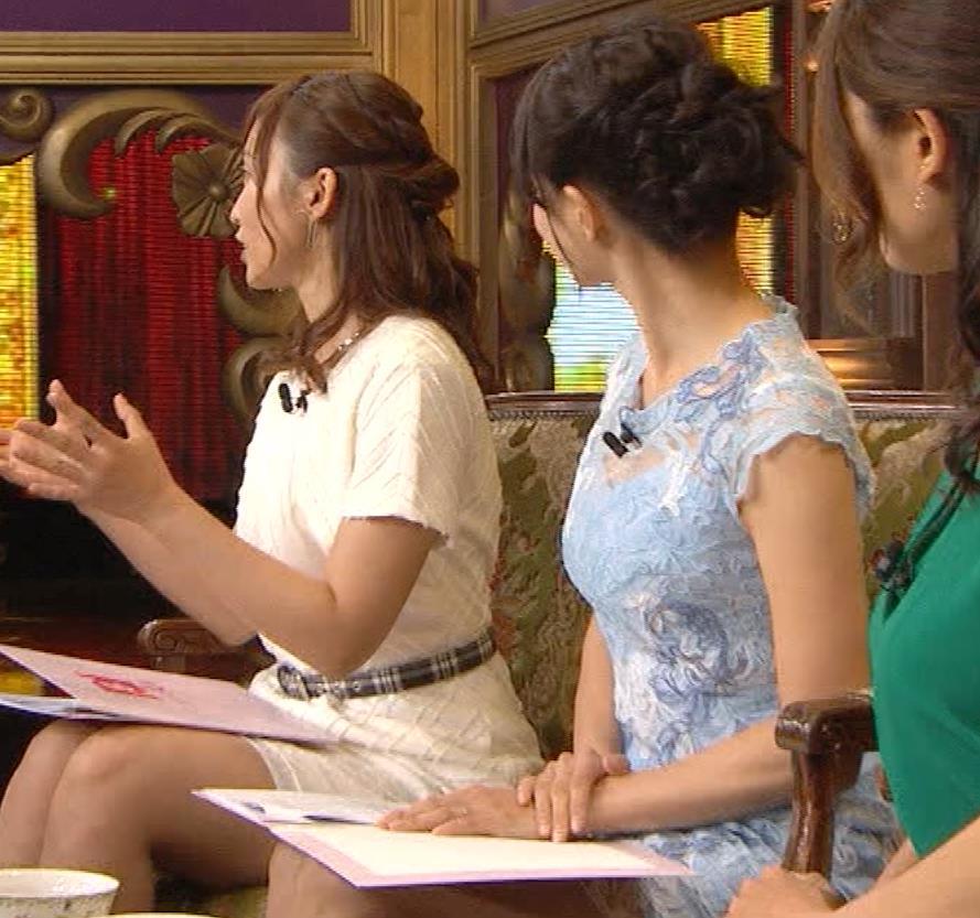 八田亜矢子 太もも画像6