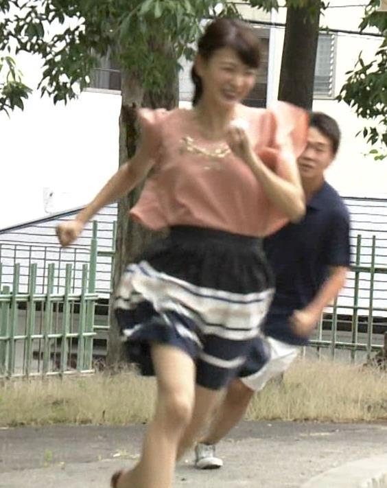 八田亜矢子 美脚画像6