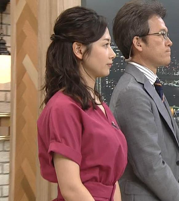 桑子麻帆 横乳♡キャプ画像(エロ・アイコラ画像)