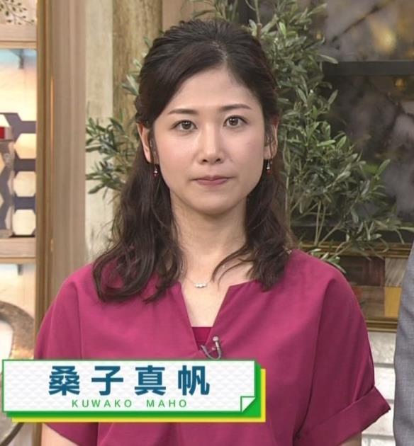桑子麻帆 横乳画像4