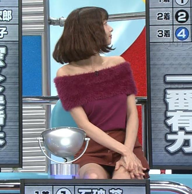 岡田紗佳 太もも画像3