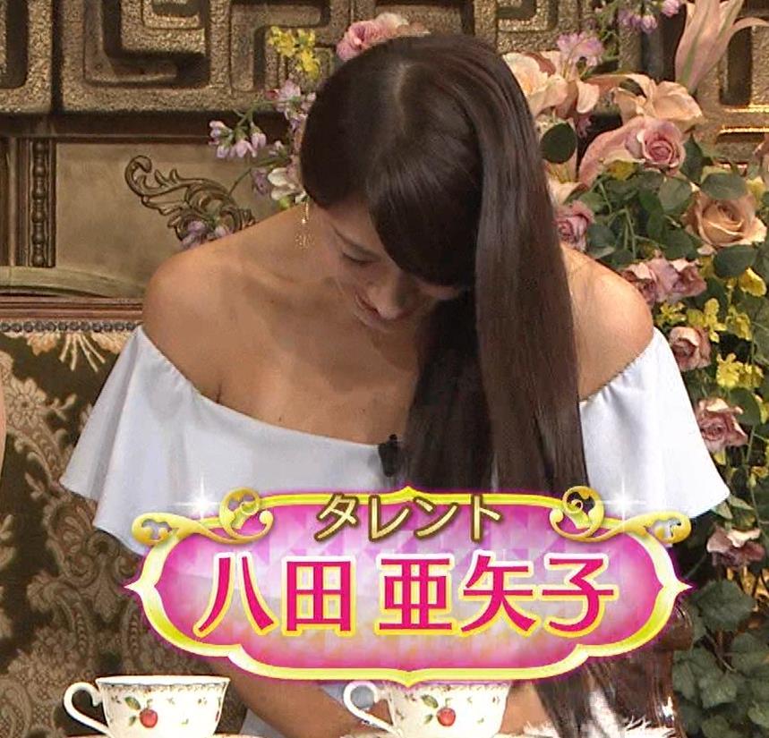 八田亜矢子 水着画像6