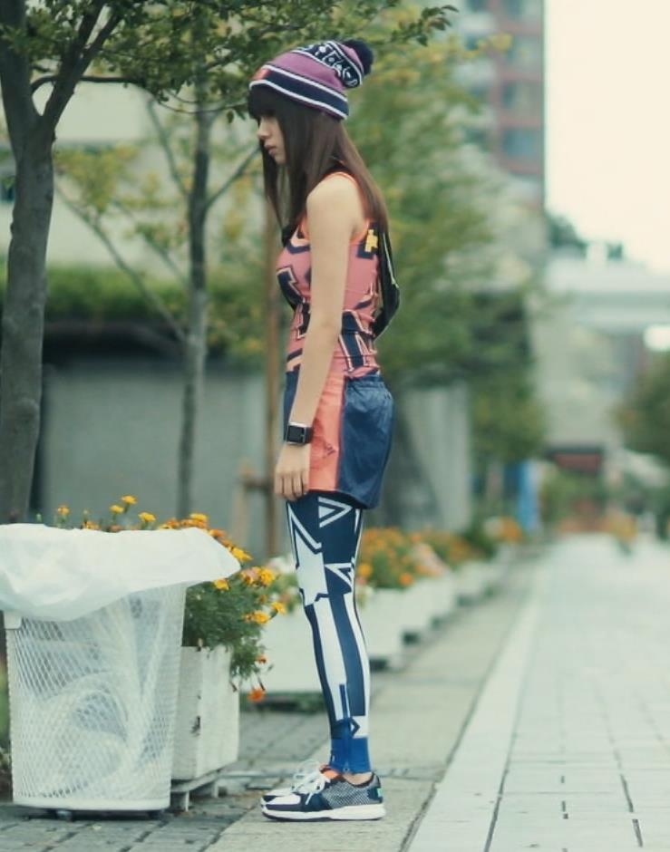 池田エライザ 横乳画像4