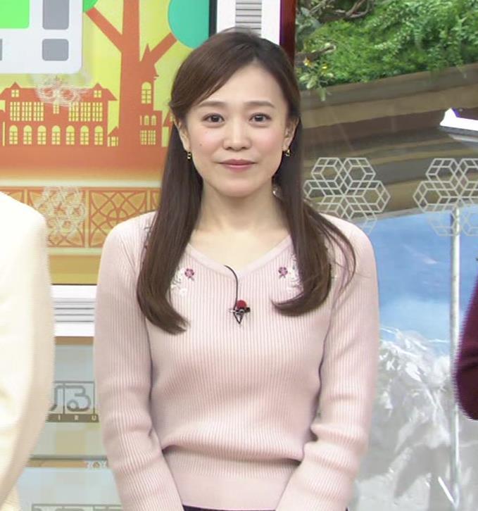江藤愛 横乳画像6