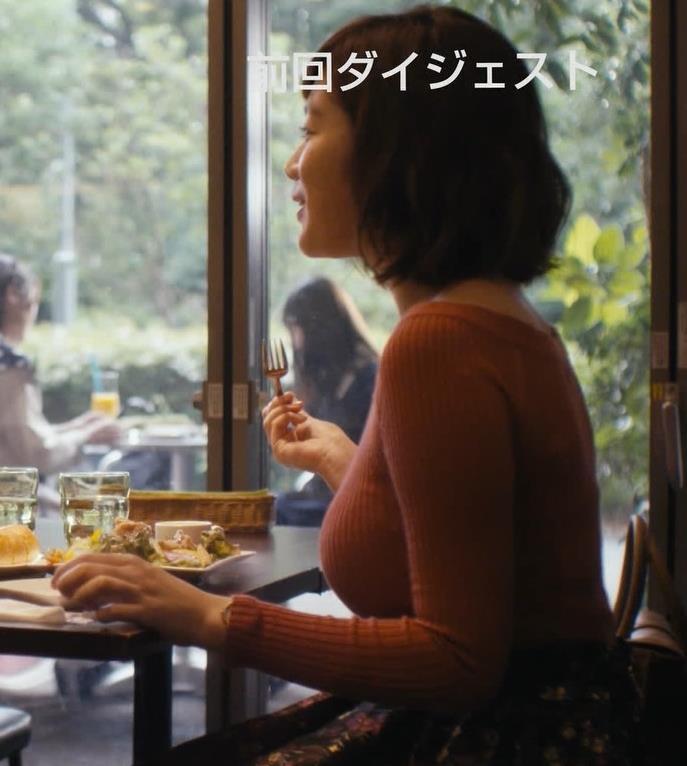 筧美和子 おっぱい画像2