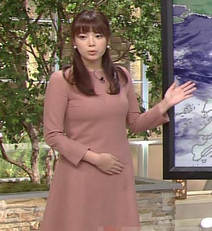 三谷紬 おっぱいパンパン女子アナキャプ画像(エロ・アイコラ画像)