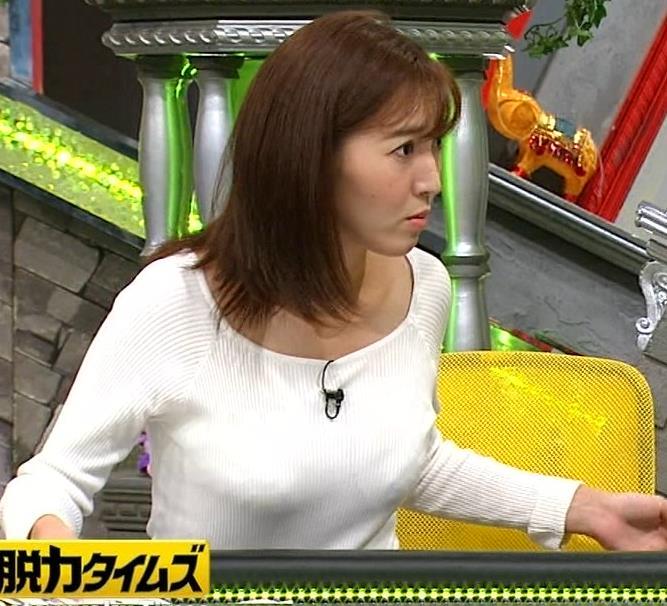 小澤陽子 ミニスカート画像3