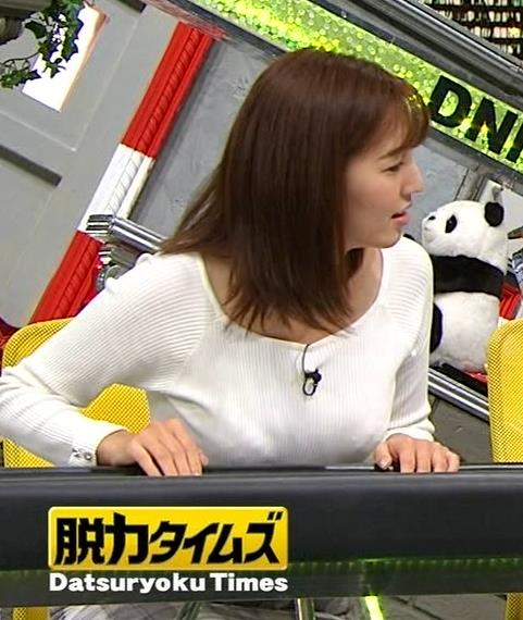 小澤陽子 ミニスカート画像4