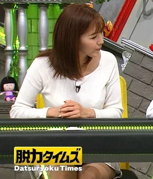 小澤陽子 ミニスカート画像5