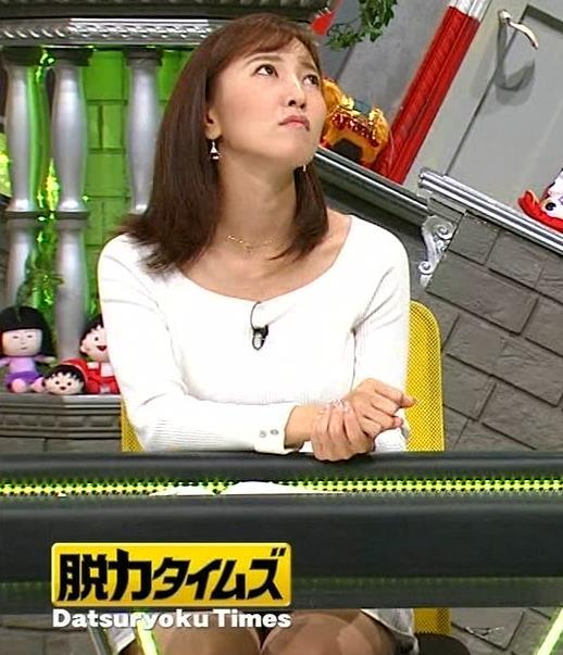 小澤陽子 ミニスカート画像6