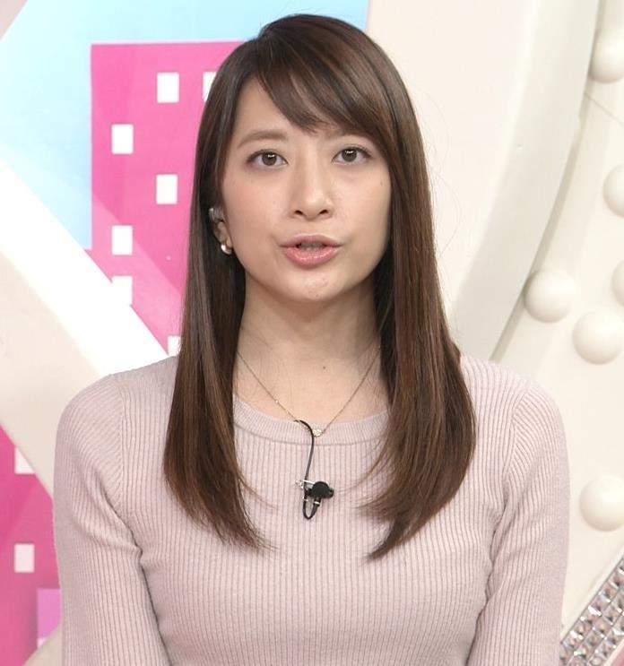 笹崎里菜 ニットおっぱい♡キャプ画像(エロ・アイコラ画像)