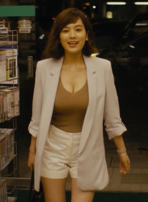 筧美和子 パンツ画像2