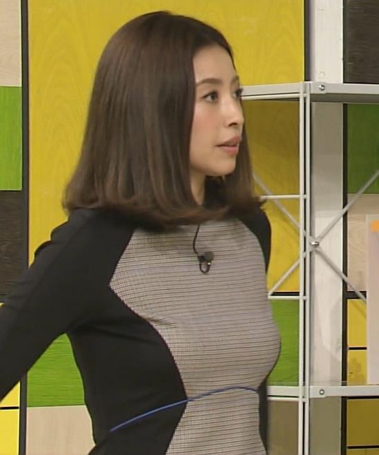 片瀬那奈 おっぱいがぴったりワンピースキャプ画像(エロ・アイコラ画像)