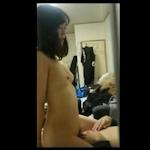 ルームメイトが彼女連れ込んでセックスしてる所を盗撮した動画がアップされる