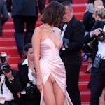 アメリカのモデル Bella Hadid(ベラ・ハディッド)がカンヌでセクシードレス&パンチラ