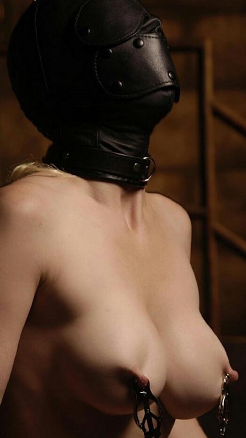 西洋女性の緊縛&拘束ヌード画像 11