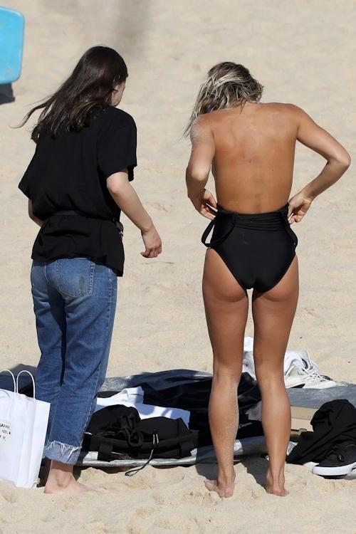 オーストラリアモデル Ashley Hart(アシュリー・ハート) パパラッチされたおっぱい画像 3