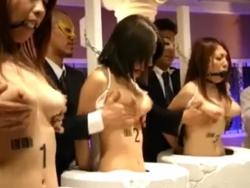 Helpless Oriental Babes Getting Their Big Hooters Massaged - Pornhub.com(1)