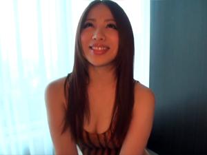 ハイレグレオタードのムチムチキャンペーンガールと着衣ハメ撮り!!