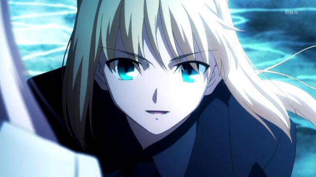 【画像】蒼樹うめ先生「Fateはzeroから見たからセイバーが笑顔だと違和感」←言うほどおかしいか?