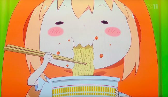 【画像】うまるちゃんの声優、ラーメンをすするシーンの収録に本物のラーメンを食べさせられるwwww