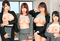 三島奈津子 親から引き継いだ会社で爆乳秘書を雇ってハーレム構築!1