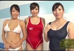 挑発むちむち巨乳インストラクター!!江上しほ 浜崎真緒 若槻みづな1